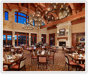 University Of Texas Golf Club Clubhouse